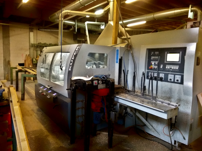 Hobelmaschine Kuper SWT XL