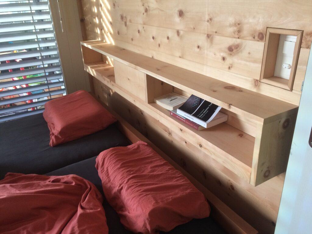 Arventäfer Schlafzimmer
